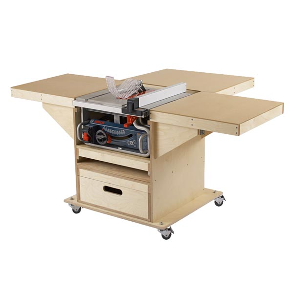 How To Build A Jointer Stand
