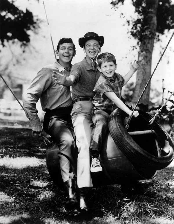 Rare -scenes ' Andy Griffith Show'