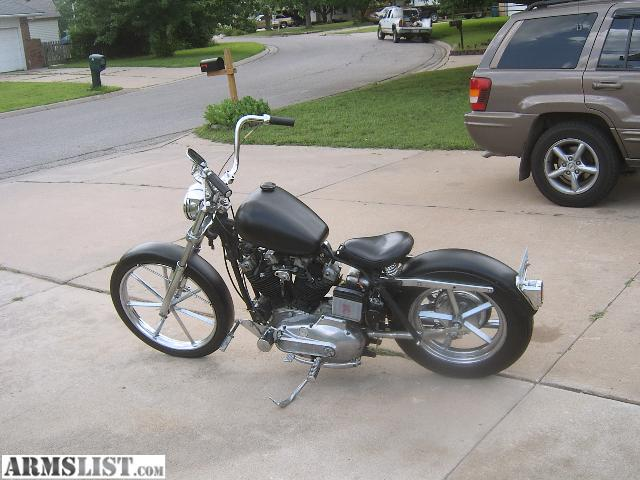 Armslist For Trade 1972 Harley Ironhead Bobber