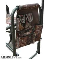 ARMSLIST - For Sale: A pair of hunting/camping chairs