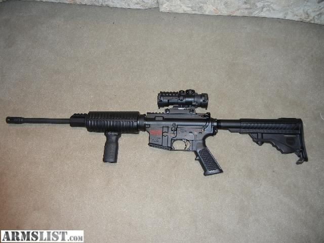 ARMSLIST  For Sale DPMS Panther 16 Oracle 223 Never