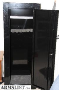 ARMSLIST - For Sale: Sentinel 14 Gun Cabinet