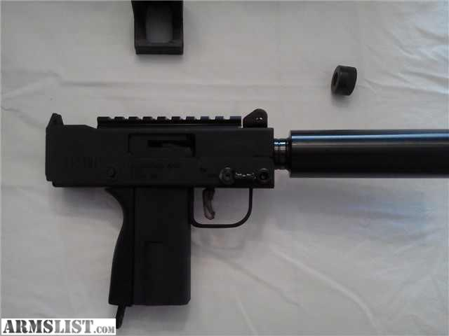 Armslist For Sale New Masterpiece Arms Mac 11 Carbine 9mm