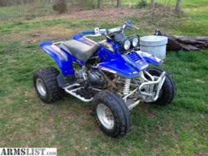 ARMSLIST  For SaleTrade: 2004 Yamaha Warrior 350