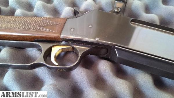 ARMSLIST For SaleTrade Browning Lever Action 270