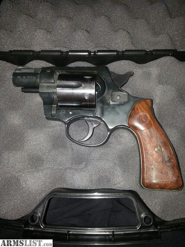 Rohm Rg 38 Special Revolver Bing Images - EpicGaming