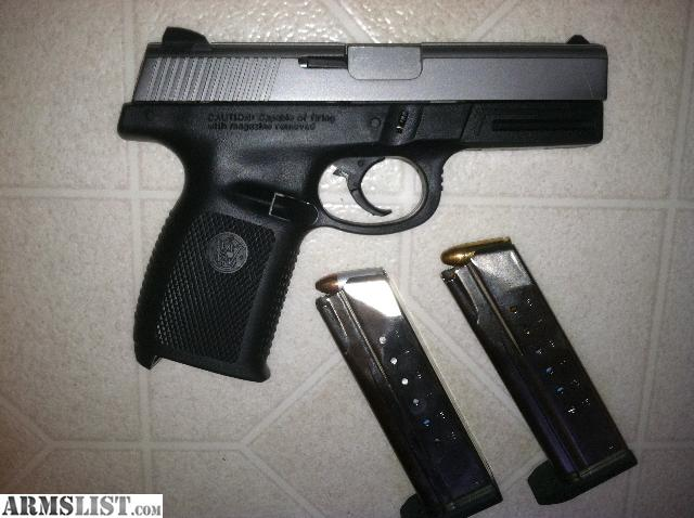 ARMSLIST - For Trade: Smith and Wesson 9mm