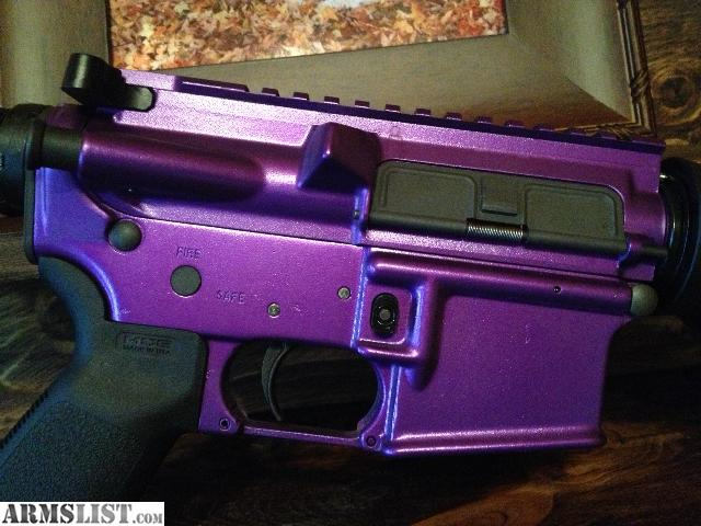 Purple Ar 15 Wwwpixsharkcom Images Galleries With A