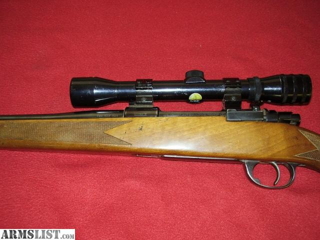 For Sale: Interarms Mark X Rifle (7mm Rem. Mag