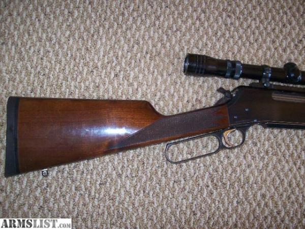 ARMSLIST For Sale Browning BLR 81L 270 Winchester