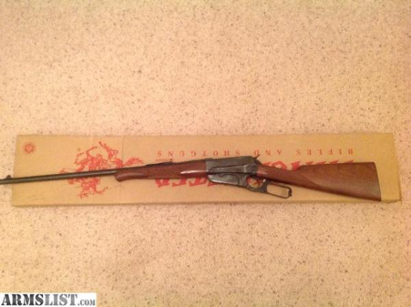 ARMSLIST For Sale Winchester model 1895 270