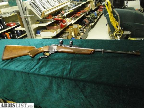 ARMSLIST For Sale Ruger No 1 270 Win Lever Action