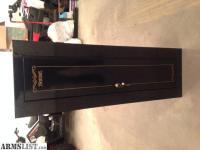 ARMSLIST - For Sale/Trade: Sentinel 8 gun locking cabinet.