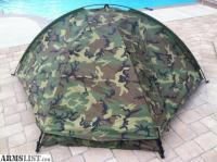 ARMSLIST - For Sale: TCOP Eureka one man military tents ...