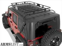 ARMSLIST - For Sale/Trade: 07-15 Jeep Roof Rack, soft top ...