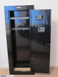 ARMSLIST - For Sale: Sentinel 8-Gun Security Cabinet