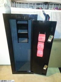 ARMSLIST - For Sale: Homsafe Gun Cabinet