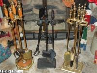 ARMSLIST - For Sale: Fireplace poker sets