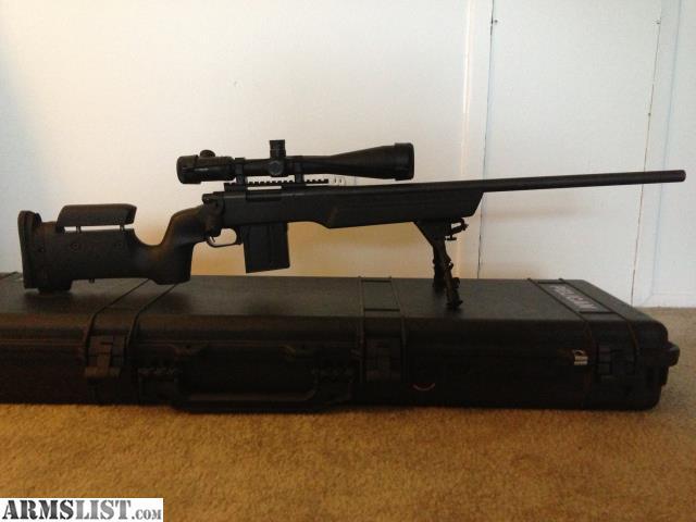 ARMSLIST  For Sale Custom Remington 700 Precision Rifle