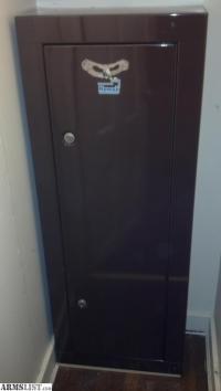 ARMSLIST - For Sale: Steel Gun Cabinet