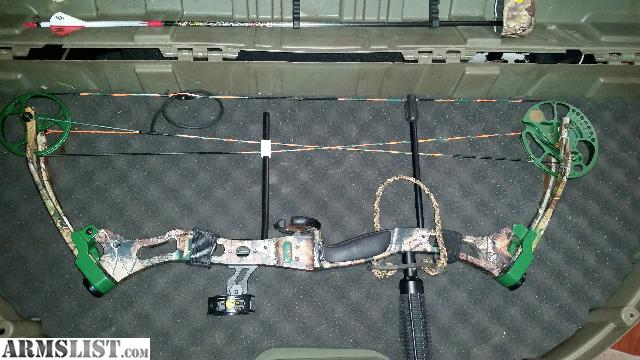 Fred Bear Lights Out Bow