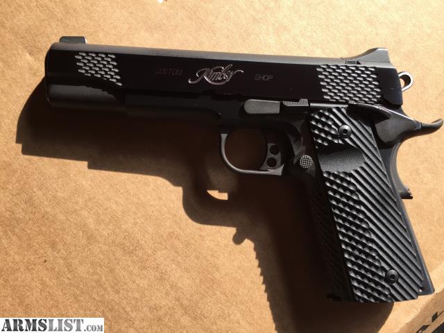 Lovely Armslist For Sale Kimber Custom Shop Ultra Raptor Ii