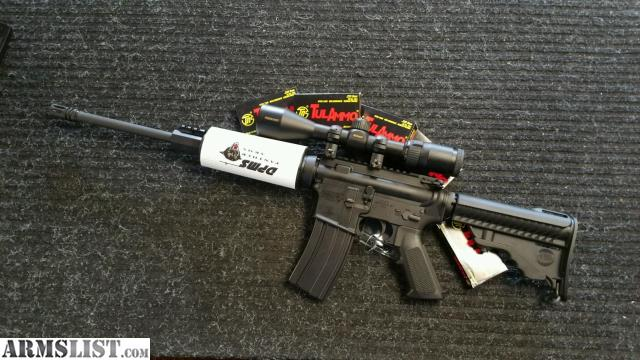 ARMSLIST  For Sale DPMS 556223 Panther Oracle with