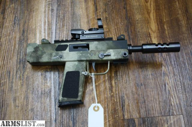 Armslist For Sale Masterpiece Arms Rifle 9mm 16 - Modern