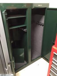 ARMSLIST - For Sale: Stack-On 16-Gun Double Door Cabinet