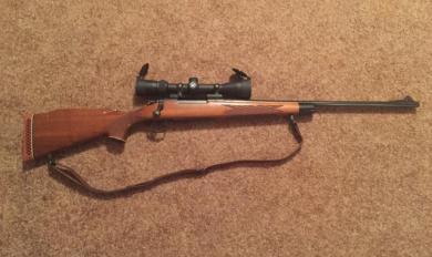 Remington 700 Wood Rifle Stocks | Wooden Thing