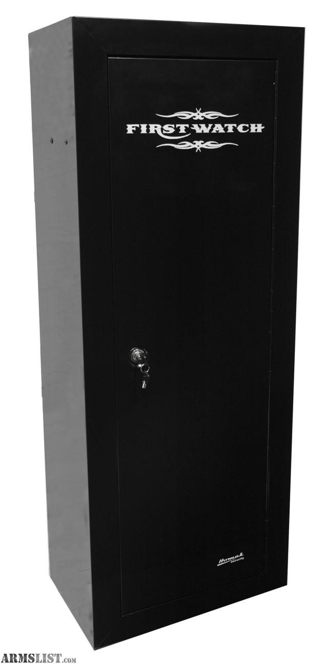 ARMSLIST  For Sale Homak Steel Gun Cabinet  Ammo Storage Locker holds up to 14 Rifles