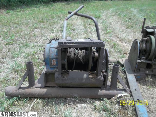 Lewis Winch For Sale