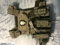 ARMSLIST - For Sale: GGG and HSGI plate carrier set up