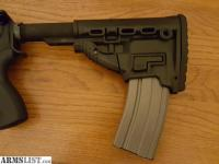 ARMSLIST - For Sale: Fab defense AR-15 Stock with magazine ...