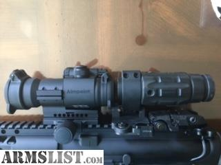 aimpoint pro magnifier traffic