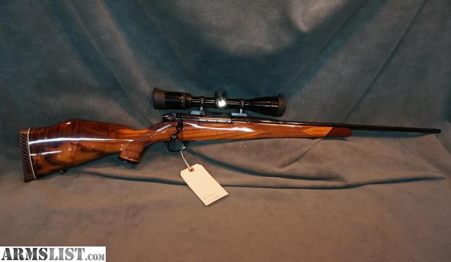 ARMSLIST For Sale Weatherby Mark V Deluxe 257Wby Wscope