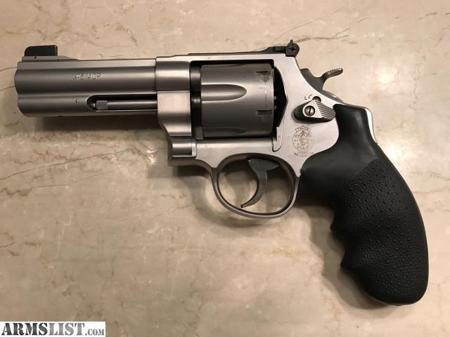 ARMSLIST - For Sale: S&W 625-8 Revolver (45 ACP)