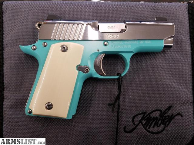 ARMSLIST For Sale KImber Micro Bel Air 9mm NIB