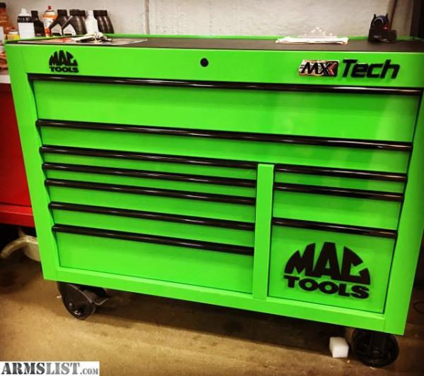 ARMSLIST For SaleTrade Mac tool box