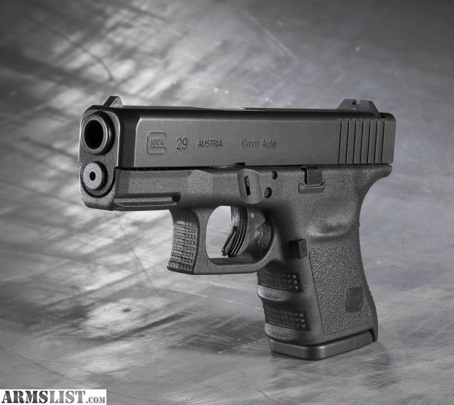 ARMSLIST  For Sale Glock 29SF 10mm
