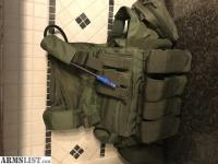ARMSLIST - For Sale: Plate carrier set up