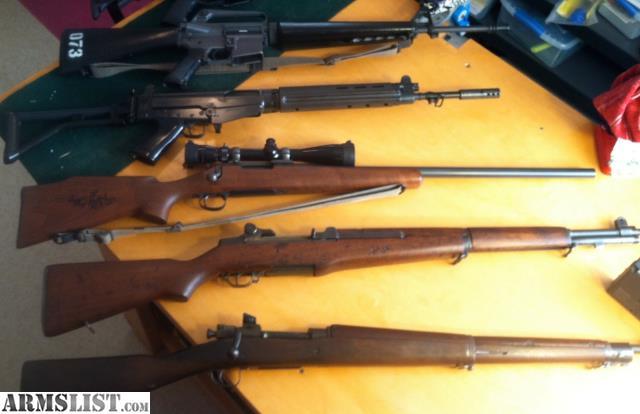 ARMSLIST - For Sale: Remington M40 Marine Scout Sniper