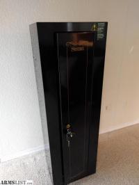 ARMSLIST - For Sale: Sentinel 10-gun cabinet