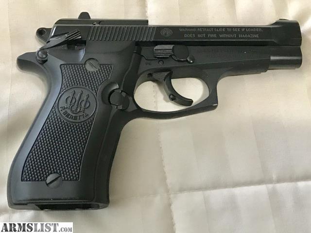 Armslist For Sale Beretta 84fs Cheetah 380 Nickel Plate (2