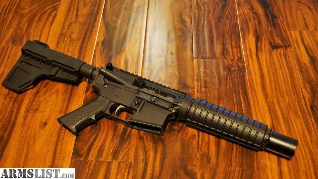 ARMSLIST  For Sale Palmetto State Armory Marauder AR Pistol