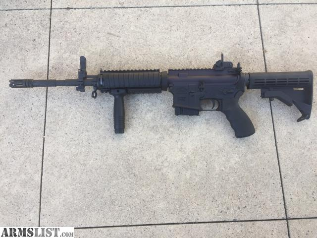 Knights Armament M16 Rail System