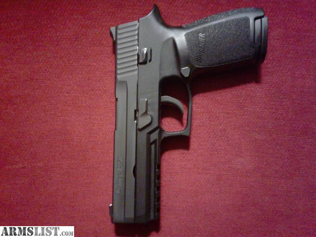 ARMSLIST - For Sale/Trade: Sig P250 Full Size