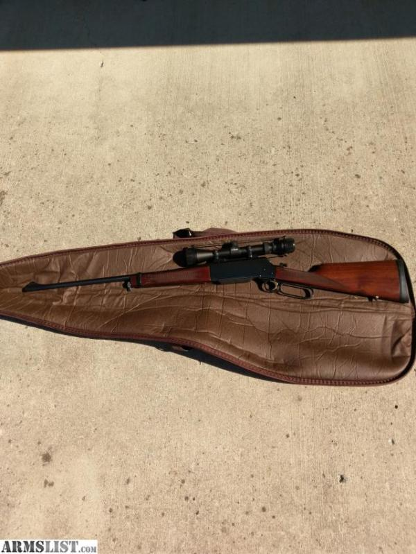 ARMSLIST For Sale Used Browning 270 BLR Lever Action Rifle