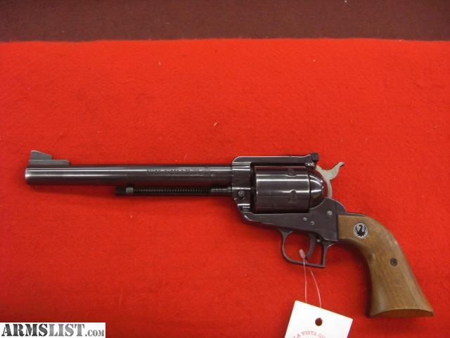 Ruger Super Blackhawk 44 Magnum Ivory Stag Grips - Modern