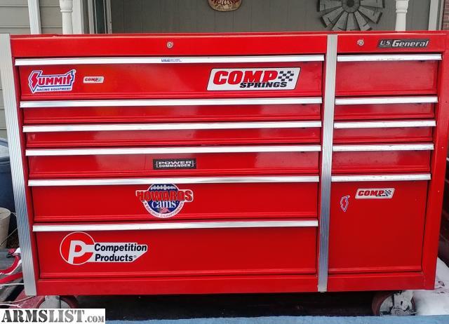 Us General Pro Tool Box